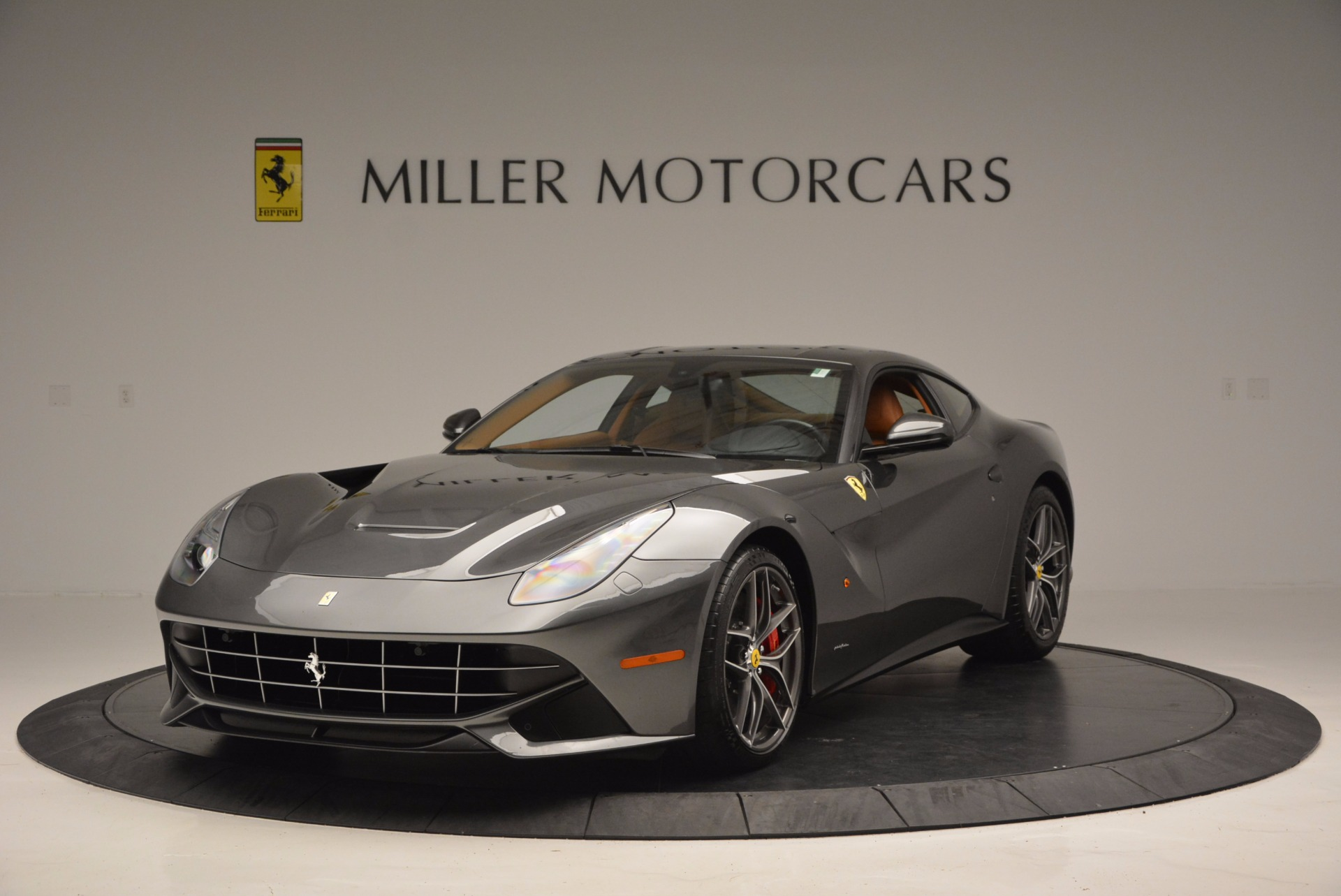 Used 2014 Ferrari F12 Berlinetta for sale Sold at Rolls-Royce Motor Cars Greenwich in Greenwich CT 06830 1