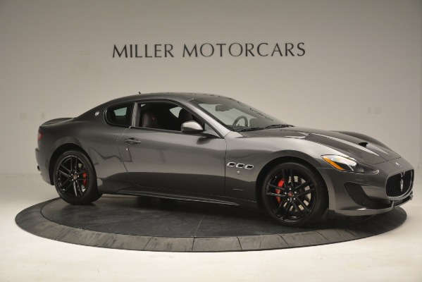 Used 2017 Maserati GranTurismo GT Sport Special Edition for sale Sold at Rolls-Royce Motor Cars Greenwich in Greenwich CT 06830 10