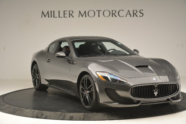 Used 2017 Maserati GranTurismo GT Sport Special Edition for sale Sold at Rolls-Royce Motor Cars Greenwich in Greenwich CT 06830 11