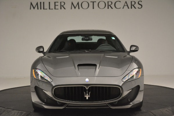 Used 2017 Maserati GranTurismo GT Sport Special Edition for sale Sold at Rolls-Royce Motor Cars Greenwich in Greenwich CT 06830 12
