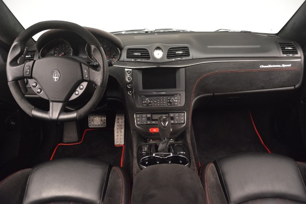 Used 2017 Maserati GranTurismo GT Sport Special Edition for sale Sold at Rolls-Royce Motor Cars Greenwich in Greenwich CT 06830 16