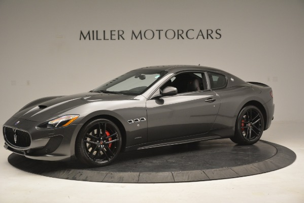Used 2017 Maserati GranTurismo GT Sport Special Edition for sale Sold at Rolls-Royce Motor Cars Greenwich in Greenwich CT 06830 2
