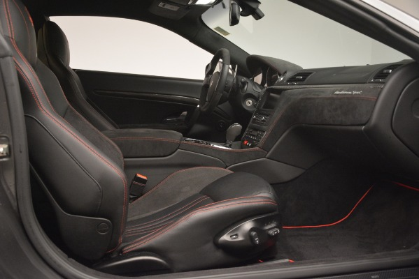 Used 2017 Maserati GranTurismo GT Sport Special Edition for sale Sold at Rolls-Royce Motor Cars Greenwich in Greenwich CT 06830 21