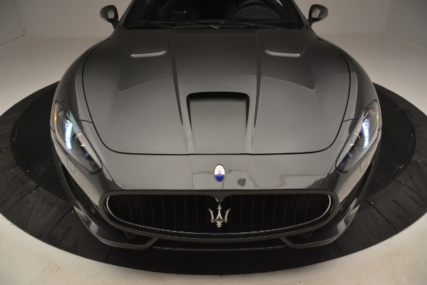 Used 2017 Maserati GranTurismo GT Sport Special Edition for sale Sold at Rolls-Royce Motor Cars Greenwich in Greenwich CT 06830 23