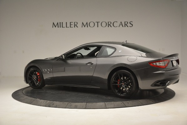 Used 2017 Maserati GranTurismo GT Sport Special Edition for sale Sold at Rolls-Royce Motor Cars Greenwich in Greenwich CT 06830 4
