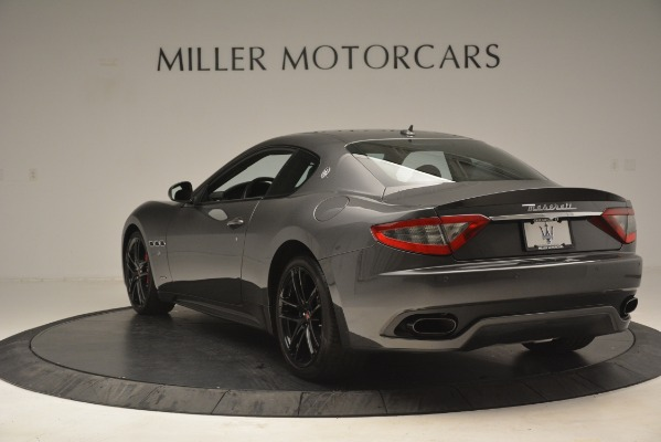 Used 2017 Maserati GranTurismo GT Sport Special Edition for sale Sold at Rolls-Royce Motor Cars Greenwich in Greenwich CT 06830 5