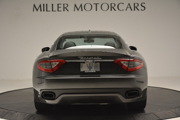 Used 2017 Maserati GranTurismo GT Sport Special Edition for sale Sold at Rolls-Royce Motor Cars Greenwich in Greenwich CT 06830 6