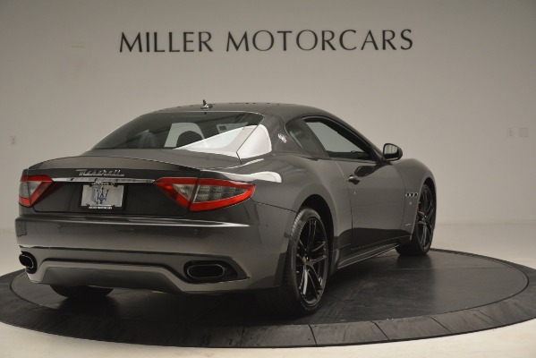 Used 2017 Maserati GranTurismo GT Sport Special Edition for sale Sold at Rolls-Royce Motor Cars Greenwich in Greenwich CT 06830 7