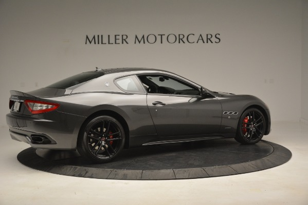 Used 2017 Maserati GranTurismo GT Sport Special Edition for sale Sold at Rolls-Royce Motor Cars Greenwich in Greenwich CT 06830 8