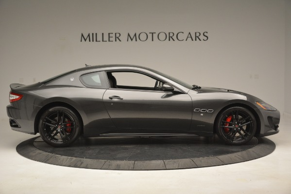 Used 2017 Maserati GranTurismo GT Sport Special Edition for sale Sold at Rolls-Royce Motor Cars Greenwich in Greenwich CT 06830 9