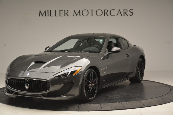 Used 2017 Maserati GranTurismo GT Sport Special Edition for sale Sold at Rolls-Royce Motor Cars Greenwich in Greenwich CT 06830 1