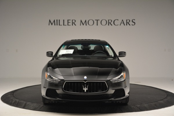 Used 2016 Maserati Ghibli S Q4  EX-LOANER for sale Sold at Rolls-Royce Motor Cars Greenwich in Greenwich CT 06830 12