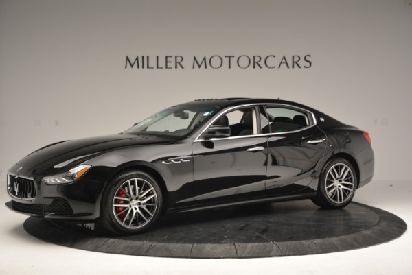 Used 2016 Maserati Ghibli S Q4  EX-LOANER for sale Sold at Rolls-Royce Motor Cars Greenwich in Greenwich CT 06830 2