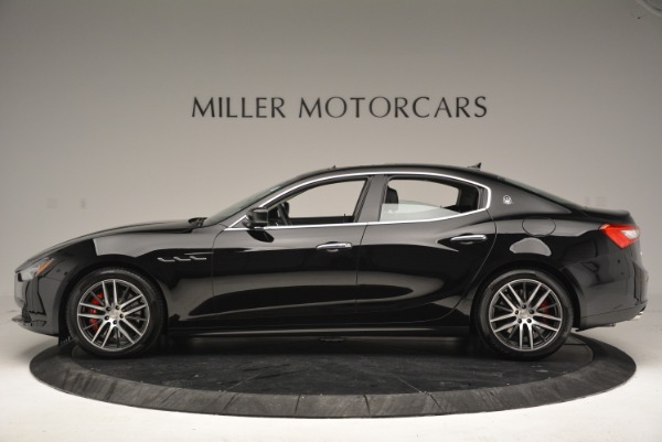 Used 2016 Maserati Ghibli S Q4  EX-LOANER for sale Sold at Rolls-Royce Motor Cars Greenwich in Greenwich CT 06830 3