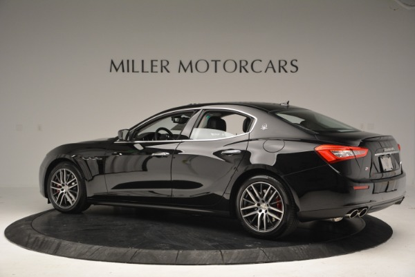 Used 2016 Maserati Ghibli S Q4  EX-LOANER for sale Sold at Rolls-Royce Motor Cars Greenwich in Greenwich CT 06830 4