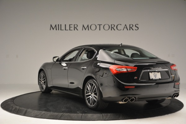 Used 2016 Maserati Ghibli S Q4  EX-LOANER for sale Sold at Rolls-Royce Motor Cars Greenwich in Greenwich CT 06830 5