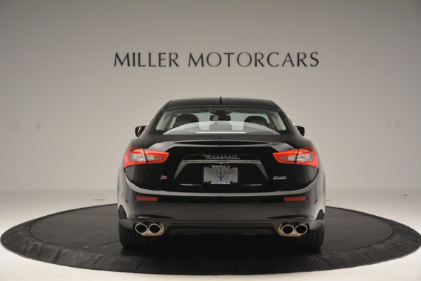 Used 2016 Maserati Ghibli S Q4  EX-LOANER for sale Sold at Rolls-Royce Motor Cars Greenwich in Greenwich CT 06830 6