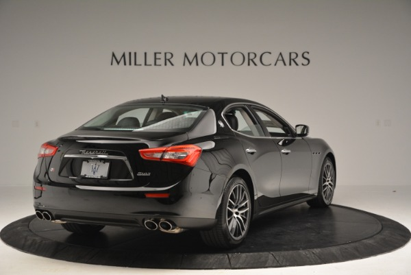 Used 2016 Maserati Ghibli S Q4  EX-LOANER for sale Sold at Rolls-Royce Motor Cars Greenwich in Greenwich CT 06830 7