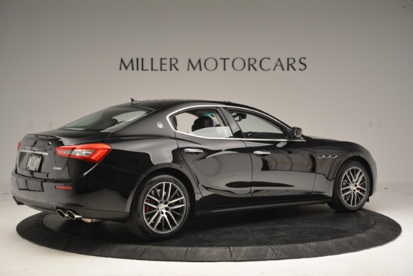 Used 2016 Maserati Ghibli S Q4  EX-LOANER for sale Sold at Rolls-Royce Motor Cars Greenwich in Greenwich CT 06830 8