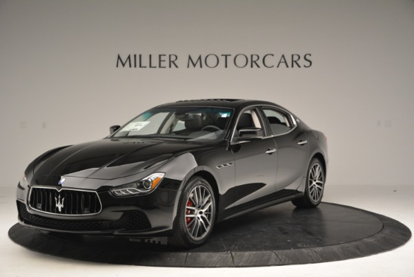 Used 2016 Maserati Ghibli S Q4  EX-LOANER for sale Sold at Rolls-Royce Motor Cars Greenwich in Greenwich CT 06830 1