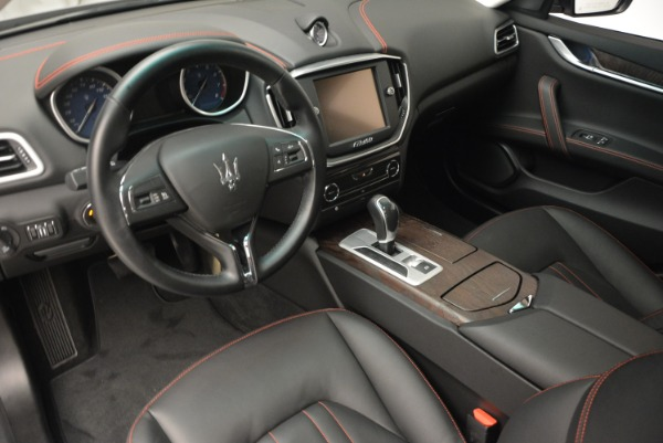 Used 2016 Maserati Ghibli S Q4  EX- LOANER for sale Sold at Rolls-Royce Motor Cars Greenwich in Greenwich CT 06830 13