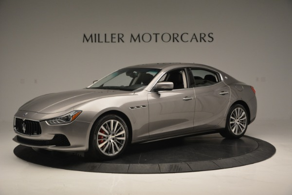 Used 2016 Maserati Ghibli S Q4  EX- LOANER for sale Sold at Rolls-Royce Motor Cars Greenwich in Greenwich CT 06830 2