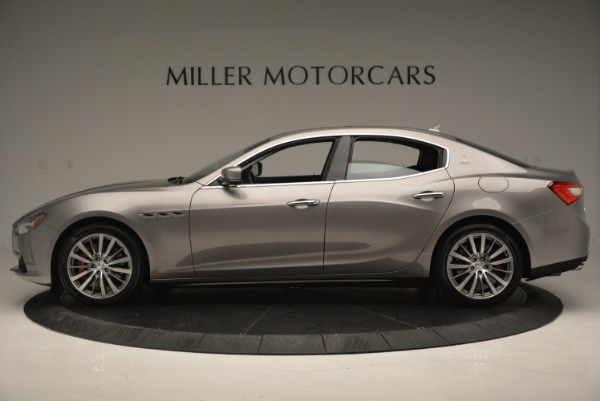 Used 2016 Maserati Ghibli S Q4  EX- LOANER for sale Sold at Rolls-Royce Motor Cars Greenwich in Greenwich CT 06830 3