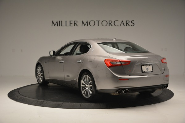 Used 2016 Maserati Ghibli S Q4  EX- LOANER for sale Sold at Rolls-Royce Motor Cars Greenwich in Greenwich CT 06830 5