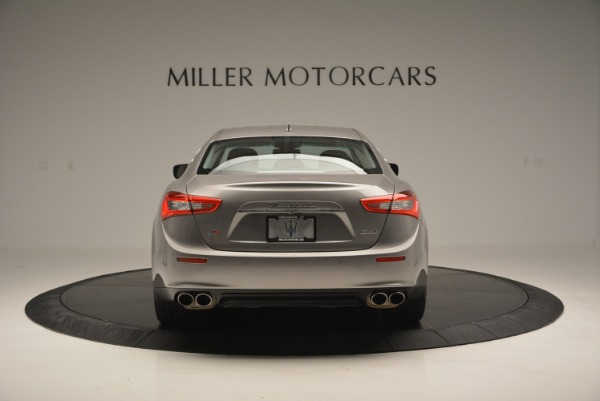 Used 2016 Maserati Ghibli S Q4  EX- LOANER for sale Sold at Rolls-Royce Motor Cars Greenwich in Greenwich CT 06830 6