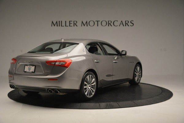 Used 2016 Maserati Ghibli S Q4  EX- LOANER for sale Sold at Rolls-Royce Motor Cars Greenwich in Greenwich CT 06830 7