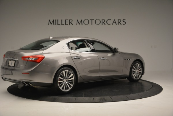 Used 2016 Maserati Ghibli S Q4  EX- LOANER for sale Sold at Rolls-Royce Motor Cars Greenwich in Greenwich CT 06830 8