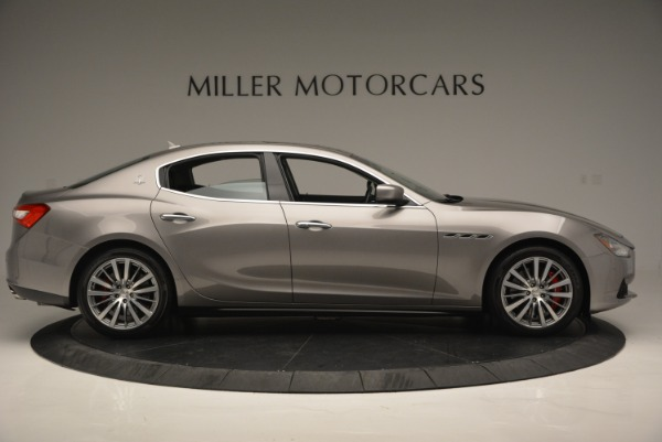 Used 2016 Maserati Ghibli S Q4  EX- LOANER for sale Sold at Rolls-Royce Motor Cars Greenwich in Greenwich CT 06830 9