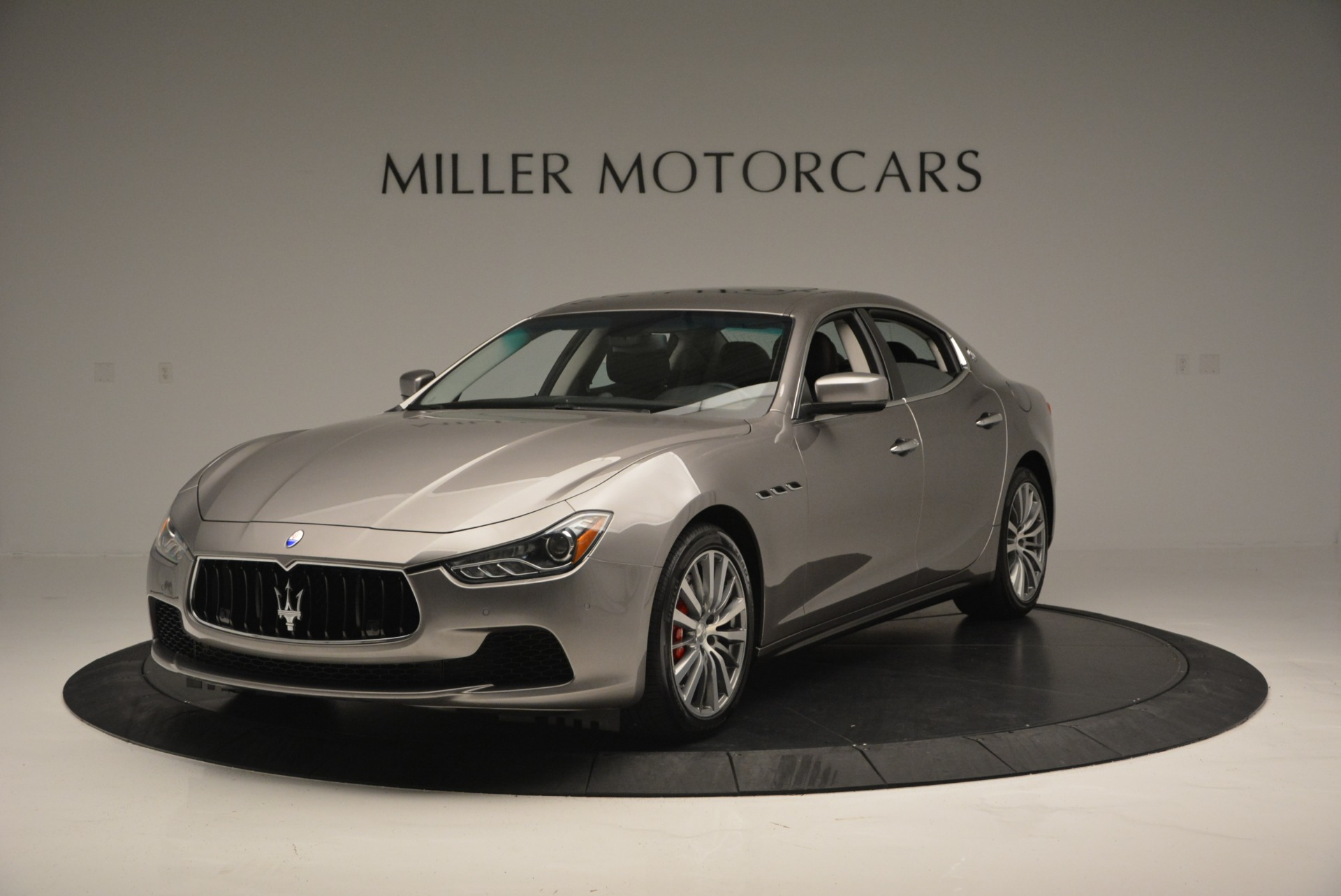 Used 2016 Maserati Ghibli S Q4  EX- LOANER for sale Sold at Rolls-Royce Motor Cars Greenwich in Greenwich CT 06830 1