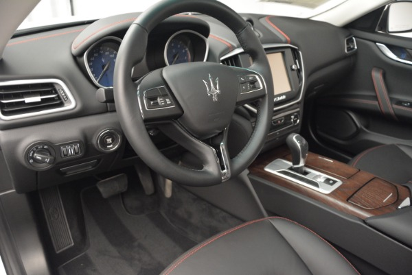 Used 2016 Maserati Ghibli S Q4  EX-LOANER for sale Sold at Rolls-Royce Motor Cars Greenwich in Greenwich CT 06830 13