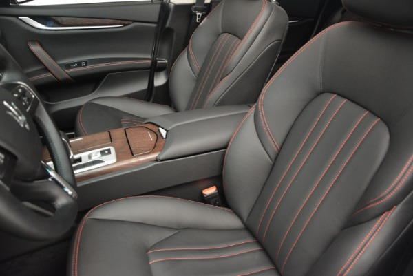 Used 2016 Maserati Ghibli S Q4  EX-LOANER for sale Sold at Rolls-Royce Motor Cars Greenwich in Greenwich CT 06830 15