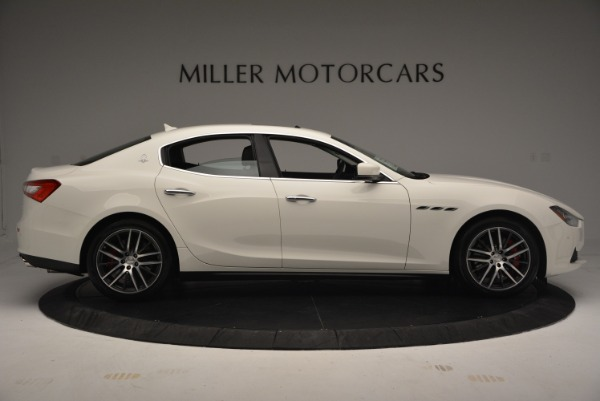 Used 2016 Maserati Ghibli S Q4  EX-LOANER for sale Sold at Rolls-Royce Motor Cars Greenwich in Greenwich CT 06830 9
