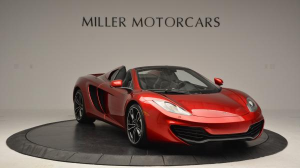 Used 2013 McLaren 12C Spider for sale Sold at Rolls-Royce Motor Cars Greenwich in Greenwich CT 06830 11