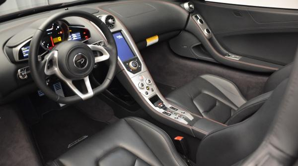 Used 2013 McLaren 12C Spider for sale Sold at Rolls-Royce Motor Cars Greenwich in Greenwich CT 06830 22