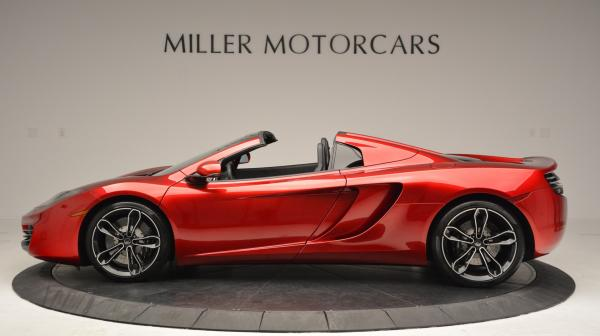 Used 2013 McLaren 12C Spider for sale Sold at Rolls-Royce Motor Cars Greenwich in Greenwich CT 06830 3