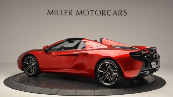 Used 2013 McLaren 12C Spider for sale Sold at Rolls-Royce Motor Cars Greenwich in Greenwich CT 06830 4