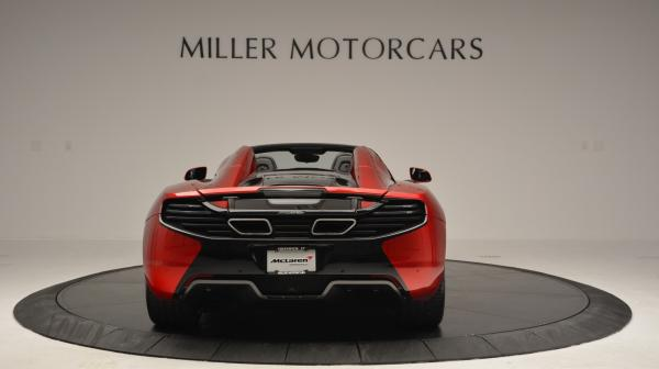 Used 2013 McLaren 12C Spider for sale Sold at Rolls-Royce Motor Cars Greenwich in Greenwich CT 06830 6