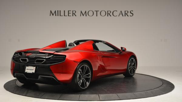 Used 2013 McLaren 12C Spider for sale Sold at Rolls-Royce Motor Cars Greenwich in Greenwich CT 06830 7