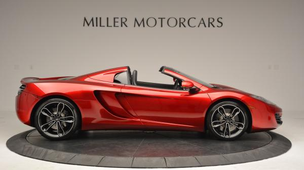 Used 2013 McLaren 12C Spider for sale Sold at Rolls-Royce Motor Cars Greenwich in Greenwich CT 06830 9