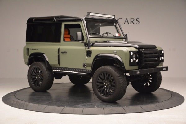Used 1997 Land Rover Defender 90 for sale Sold at Rolls-Royce Motor Cars Greenwich in Greenwich CT 06830 10