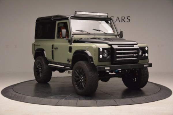 Used 1997 Land Rover Defender 90 for sale Sold at Rolls-Royce Motor Cars Greenwich in Greenwich CT 06830 11