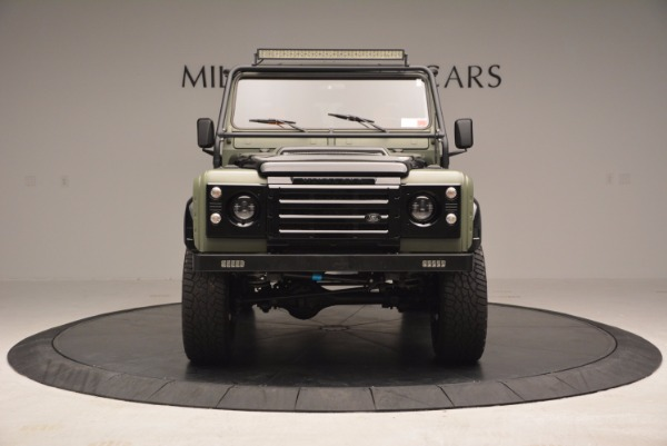 Used 1997 Land Rover Defender 90 for sale Sold at Rolls-Royce Motor Cars Greenwich in Greenwich CT 06830 12