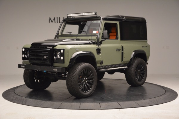 Used 1997 Land Rover Defender 90 for sale Sold at Rolls-Royce Motor Cars Greenwich in Greenwich CT 06830 2