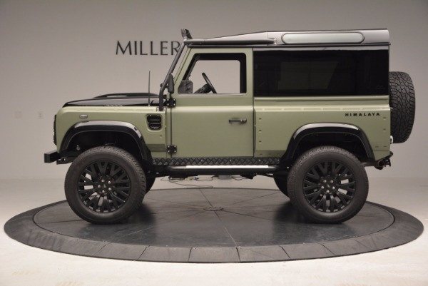Used 1997 Land Rover Defender 90 for sale Sold at Rolls-Royce Motor Cars Greenwich in Greenwich CT 06830 3