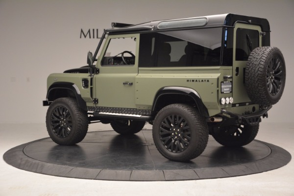 Used 1997 Land Rover Defender 90 for sale Sold at Rolls-Royce Motor Cars Greenwich in Greenwich CT 06830 4