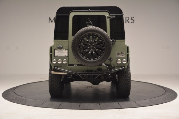 Used 1997 Land Rover Defender 90 for sale Sold at Rolls-Royce Motor Cars Greenwich in Greenwich CT 06830 6